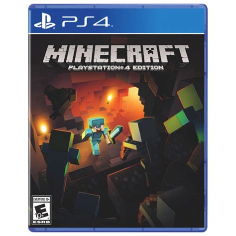 how to buy full version of minecraft ps4 minecraft ps4 playstation 4 games best buy canada