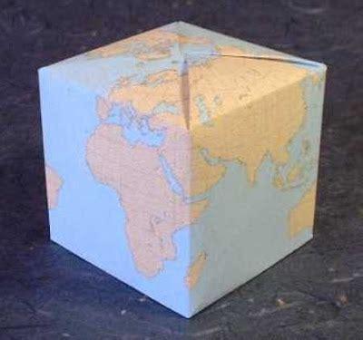 3d Cube Origami - origami fujimoto cube 3d make easy paper crafts