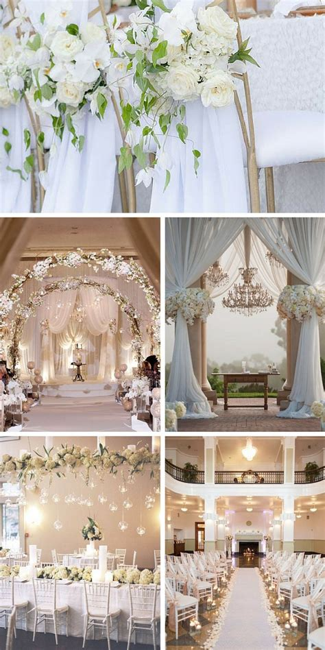 best 25 white wedding arch ideas on pinterest white