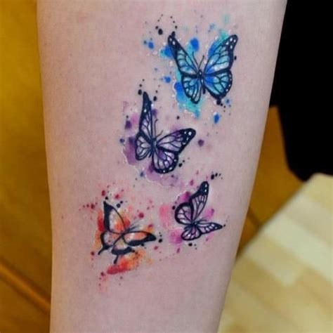 watercolor tattoos gone wrong 20 wrist butterfly ideas that can never go wrong