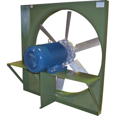 2000 cfm exhaust fan canarm direct drive wall exhaust fan 12in 1 450 cfm