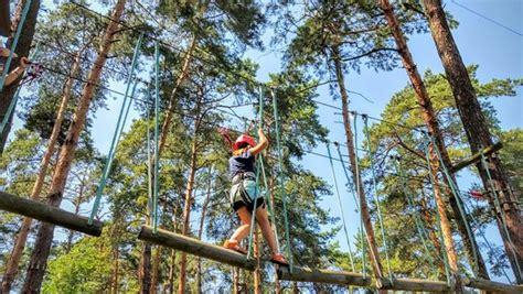 theme park krakow kryspinow rope theme park poľsko recenzie tripadvisor
