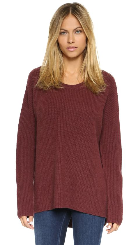 Ribbed Sweater by Vince Ribbed Sweater Sweater