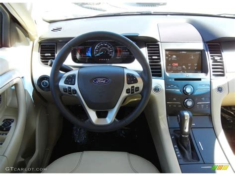 2013 Ford Taurus Limited Interior by 2013 Ford Taurus Sel Dune Dashboard Photo 72924781