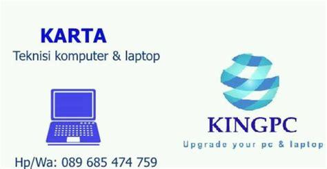 kingpc home services komputer laptop printer panggilan