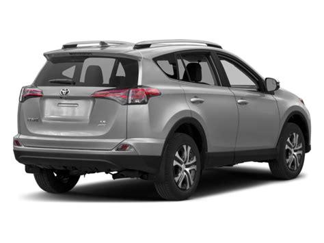 Rountree Toyota New 2017 Toyota Rav4 Le 4d Sport Utility In Lake City