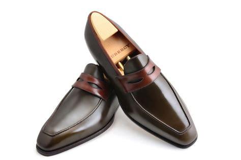 Sepatu Casual Slop Bally Mocassin Denim aubercy lupin mocassin ligne pr 234 t 224 chausser ready to wear sur commande
