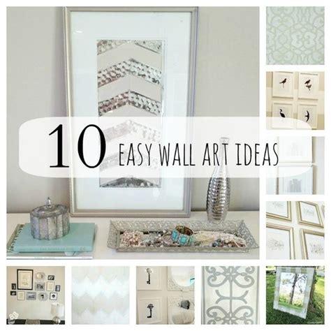 20 breathtaking wall art diy ideas 4 diy crafts ideas diy 10 awesome diy ideas for wall d 233 cor included in
