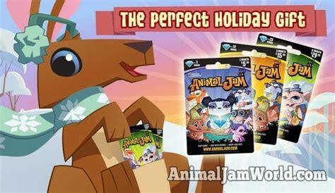Animal Jam Diamond Gift Card - animal jam 2016 codes list newhairstylesformen2014 com