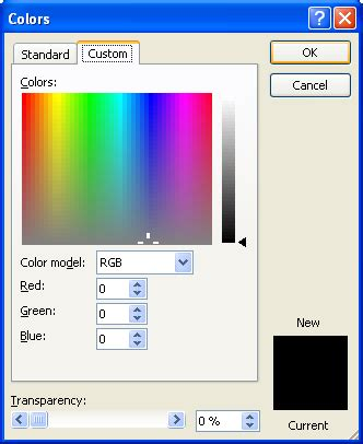 adding themes to powerpoint 2007 add a color to the menus theme color 171 editing format