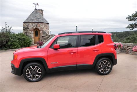 Jeep Renegade News Goodbye Compass A With The New Jeep Renegade