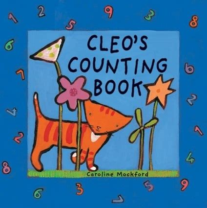 Counting Board Book barefoot books cleo s counting board book children s book