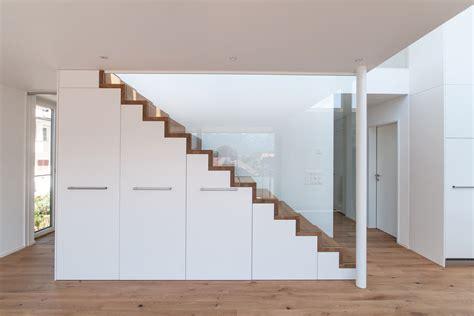 schrank treppe schmid k 252 chenbau innenausbau