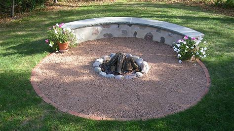 firepit bunnings secret garden landscapes portfolio