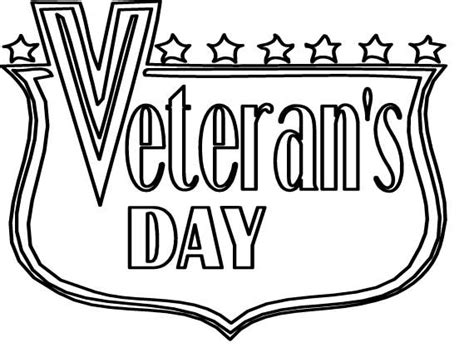 Veterans Day Coloring Pages For Kids Coloring Pages Veterans Day