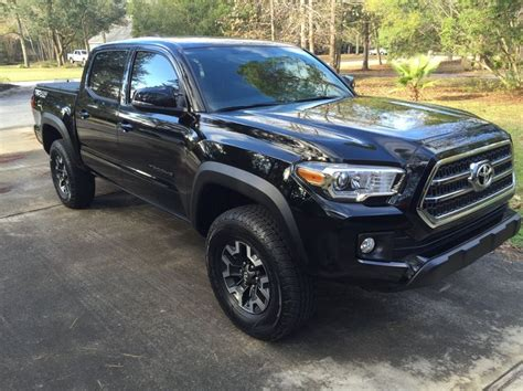 toyota tacoma blacked out partially blacked out grill 2016 toyota tacoma 2016