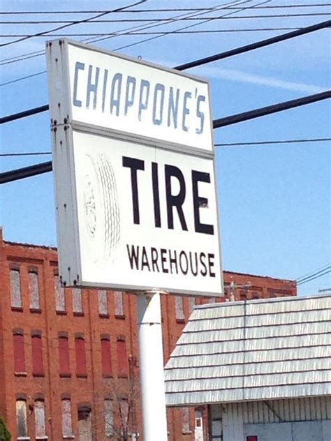 chiappones tire warehouse watertown  york facebook