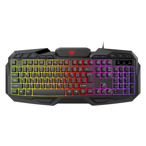 Havit Multi Function Backlit Keyboard Hv Kb414l havit 174 hv kb406l multi function backlit keyboard havit