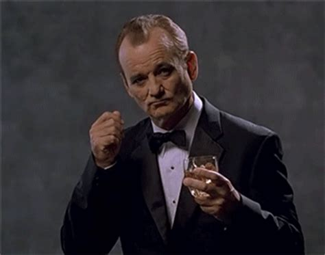 bill murray pointing animated gif find share on giphy