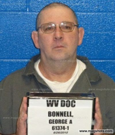 Harrison County Wv Records George A Bonnell Mugshot George A Bonnell Arrest