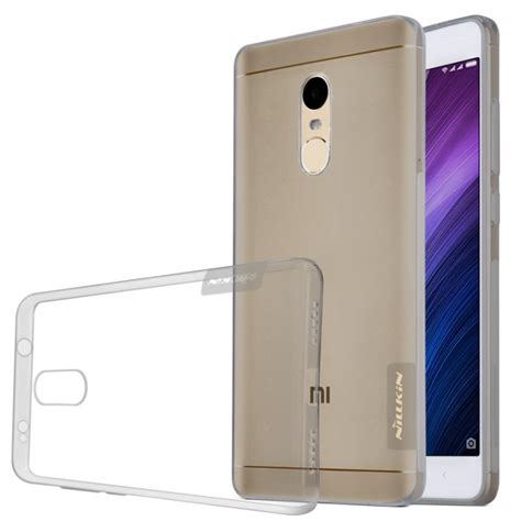 Redmi 5c Softcase jual nillkin nature tpu soft xiaomi redmi note 4x snapdragon grey indonesia original