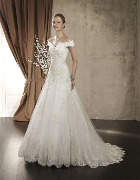 Latest Off the shoulder wedding dresses 2016 ? What Woman