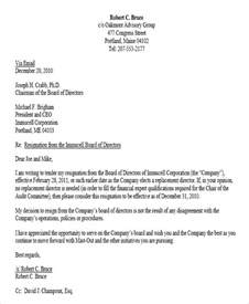 Company Resignation Letter Sle by Corporate Resignation Letter Templates 6 Free Word Pdf Format Free Premium