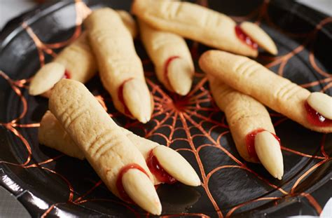 witches fingers recipe goodtoknow