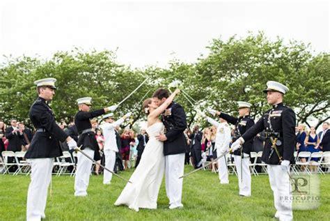 marine corps wedding traditions marine corps wedding sword arch cherry blossom marine
