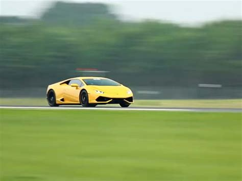 Lamborghini World Lamborghini Huracan Hit World Record Speed In Just