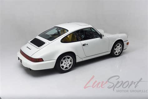 1990 porsche 911 carrera 2 1990 porsche 964 carrera 2 coupe carrera stock 1990110