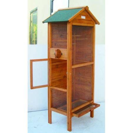 Table Jardin Bois 4520 by Cage Oiseaux Sur Pied Voliere Bois Cage A Oiseaux Sur Pied