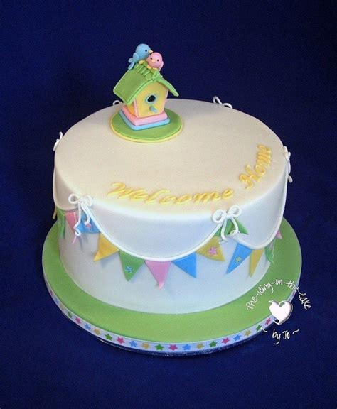 1000 images about cake welcome home exles on