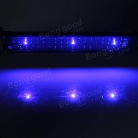 36 inch aquarium light beamswork led 600 aquarium led light 36 40 inch aquarium
