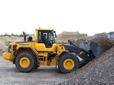 new volvo l110f loaders for sale