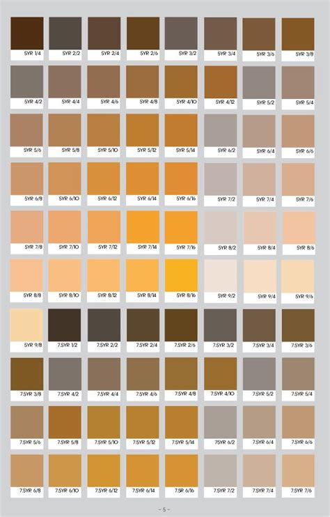 munsell color munsell 05 colour