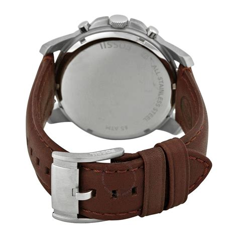 Fossil For fossil grant chronograph egg shell s fs4735