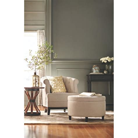 home decorators collection travette ottoman in solid