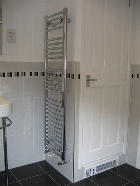 will a towel rail heat a bathroom eec247 new bathroom
