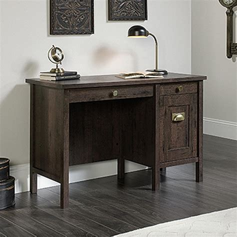 ask me help desk kitchen faucet stopped working after sauder new grange coffee oak desk with drawers 419128