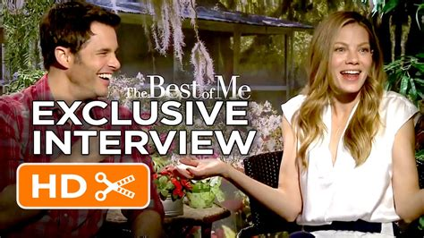 the best of me cast the best of me cast hd interviews