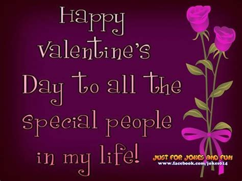 happy valentines day to all happy valentines day to all the special in my