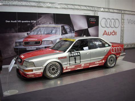 Audi V8 Dtm audi v8 quattro dtm