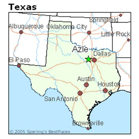where is azle texas on the map best places to live in azle texas