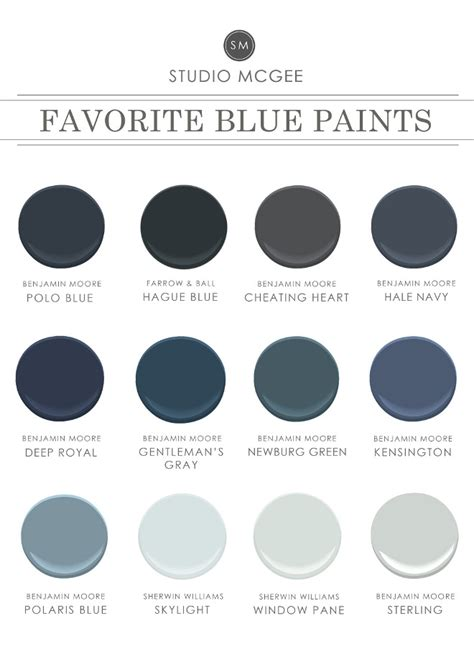 popular blue paint colors interior paint color ideas home bunch interior design ideas