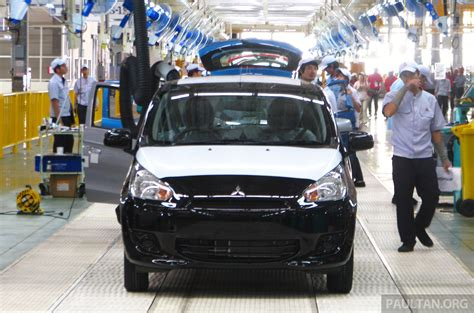 ford and mitsubishi mitsubishi acquires ford factory in the philippines