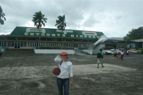 Cotabato Airport 6/20/08   Picture of Cotabato City