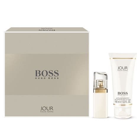 Parfum Original 30ml Hugo hugo jour eau de parfum 30ml lotion 100ml gift set hugo from base uk