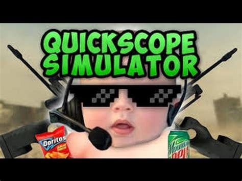 Quickscope Meme - quickscope simulator 1 youtube