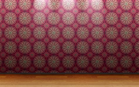floral wall pattern wallpapers floral wall pattern stock